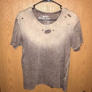 Distressed Affliction T-Shirt from Buckle
